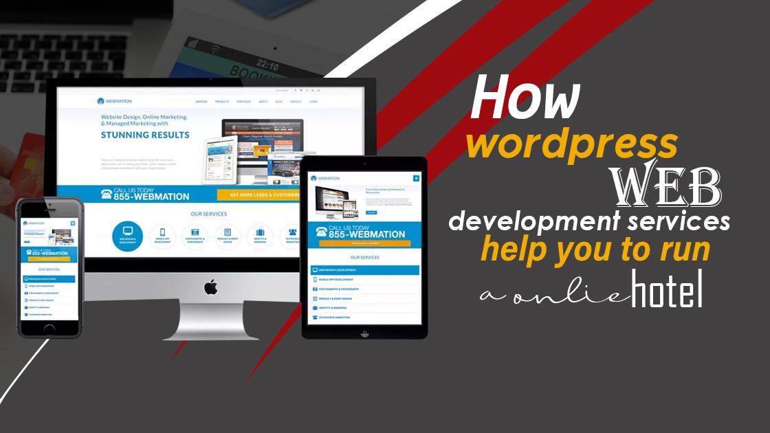 wordpress web development services