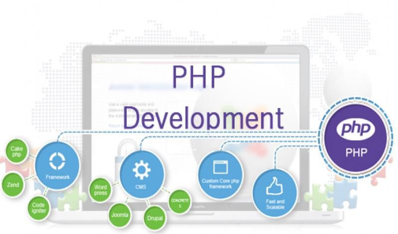 phpwebsite development